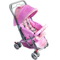 Carrinho De Bebê Color Baby