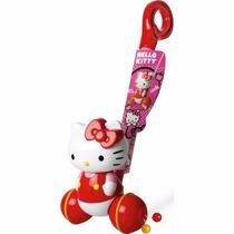 Andador, Empurrar, Brinquedo Bebê Passeio Feliz Hello Kitty