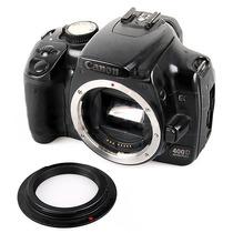 Adaptador De Objetiva M42 Para Câmeras Canon Eos