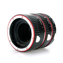 Tubo Extensor Canon Macro Apture O Melhor