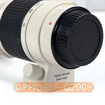 Anel Tripé Canon Para Lente Ef 70-200mm