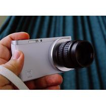 Samsung Nx Mini - Anel Adaptador Lente Cs Mount