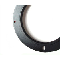 Anel Adaptador De Lente M42 Em Nikon Ai A1 D7000 D7100 D7200