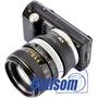 Adaptador Para Sony Nex Para Usar Lente Canon Fd