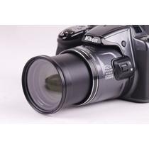 Adaptador Filtro Nikon P530 + Filtro Uv + Tampa Frete Gratis