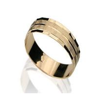 Anel Aliança Diamantada Rommanel Tam 16 Frete Grátis 511139
