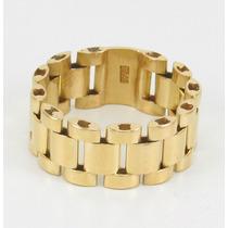 Esfinge Jóias - Anel Articulado Aro16,5 Ouro Amarelo 18k 750