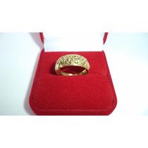 Robustoo Anel Apara Alianças Ouro 18k750 - 1,4 Gr