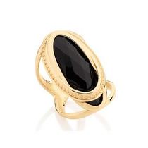 Conjunto Rommanel Folheado Ouro 18k,anel,brinco E Pingente