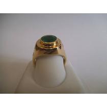 Anel Formatura Ouro 18k 0750 Medicina Com Zirconia