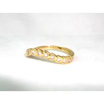 Pocao2005- Anel Ouro 18k 750 Diamantes