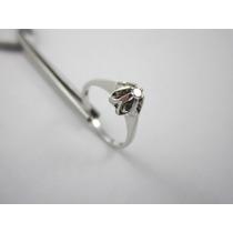 Moderníssimo Solitário - Diamante 0.06ct - Frete Grátis