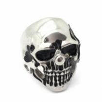 Anel Masculino Skull Caveira