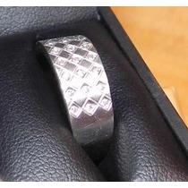 Ivi1388 = Anel Vivara O.branco 18k ,diamantes(grande) !