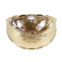 Anel Banho Ouro 18k Dourado 15 (diâmetro 16,5mm) Atacado