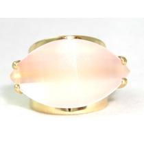 Pocao2005-anel Ouro18k 750 Carla Amorim Quartz Frete Grátis