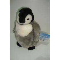 Pinguim Planeta Gelado Discovery 22cm Usado Ponta De Estoque