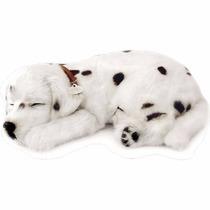 Cachorro Dalmata Que Respira Perfect Petzzz Pelúcia