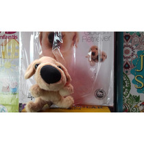 Filhotes The Dog Revista + Pelucia Golden Retriever