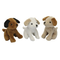 Filhote De Cachorro Toy Soft - Viver Natureza Mini Amigos No