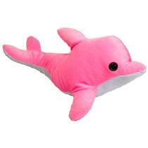 Golfinho Peixe P Pelucia Bicho Brinquedo Presente Lembrança