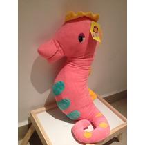 Cavalo Marinho De Pelúcia Fofy Toys