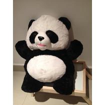 Urso Panda De Pelúcia Fofy Toys Ursos