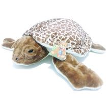 Tartaruga De Pelúcia Presente Travesseiro Almofada Pronta En