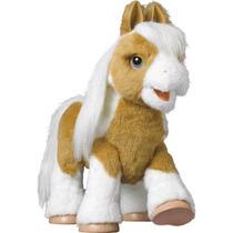 Fur Real Pônei Butterscotch Cavalo Cavalinho Original Hasbro