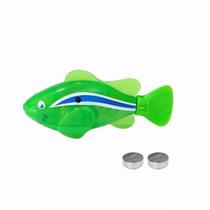 Robô Fish Peixe Robô Que Se Move Na Água - Pronta Entrega