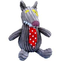 Pelucia Simply Bigbos O Lobo Brinquedo Infantil Deglingos