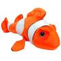 Peixe Palhaço Bicho Pelucia Presente Lembrança Decoração Zoo