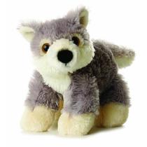 Peluches Wolf - Aurora Woolsey 20cm Mini Flopsie Childs Cria