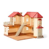 Sylvanian Families - Casa Da Cidade Com Luzes - 2753