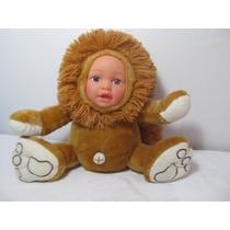 Leão De Pelúcia (boneco)