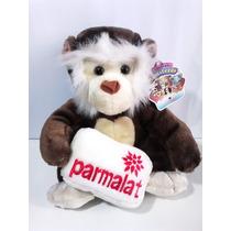 Macaco Da Parmalat Antigo/com Etiqueta