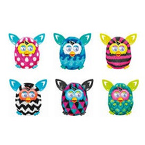 Furby Boom A Mind Of Its Own Hasbro 2013 - Boneco Eletronico
