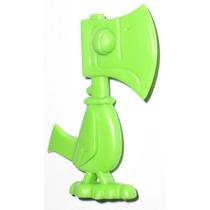 Miniatura Pássaro-machado Bicho-ferramenta Promoção Anos 80