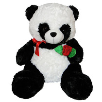 Urso Panda De Pelúcia - 60cm