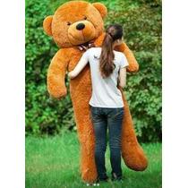 Urso Gigante De Pelucia Teddy Bear - 2 Metros Pronta Entrega