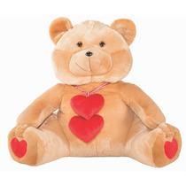 Urso Pelúcia - Urso Amor Perfeito - Urso Gigante + Brinde