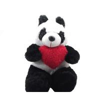 Urso Panda Apaixonado Bicho Pelucia Namorados Presente