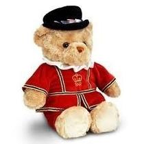 Urso Da Guarda Real Britânica Elegance Novo Inglesinho Luxo