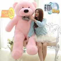 Urso De Pelúcia Gigante 200cm - Teddy Bear 2 Metros