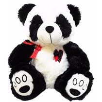 Urso Panda De Pelucia 35cm
