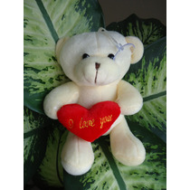Urso Pelucia, Ursinho Carinhoso Buba, Tedy Fofinho Coração