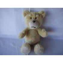 Urso Ted Porta Objetos C/ Zíper - Filme Ted - Vários Modelos
