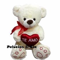 Urso De Pelúcia Fofão - Eu Te Amo - 41 Cm