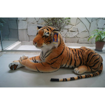 Kit Safari C/3 Peças Leão + Tigre Pardo + Onça