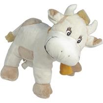 Vaca Vaquinha Holandesa Musical 38cm Em Pelúcia Frete Grátis